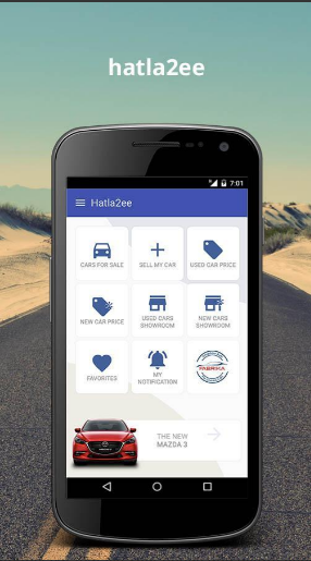 Hatla2ee new and used cars for sale