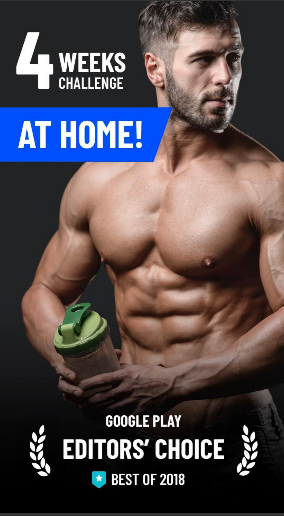 تحميل تطبيق Home workout- No Equipment 2021