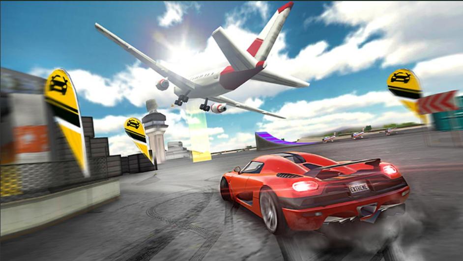 تحميل لعبة extreme car driving للاندرويد 2021