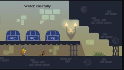 تحميل لعبة tricky castle للاندرويد 2021