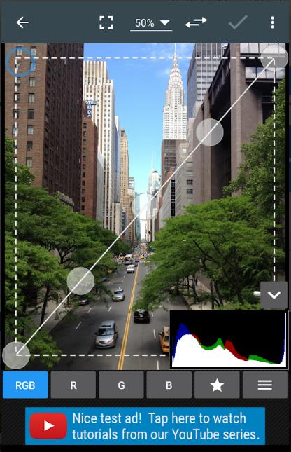 تطبيق photo editor filters & effects للاندرويد 2021