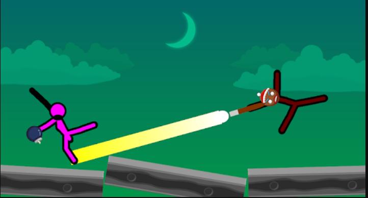 لعبة supreme duelist stickman للاندرويد 2021