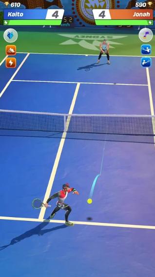 Tennis Clash تحميل