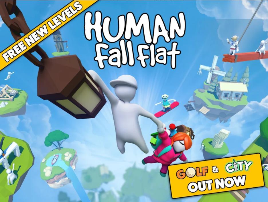 تحميل human fall flat للاندرويد